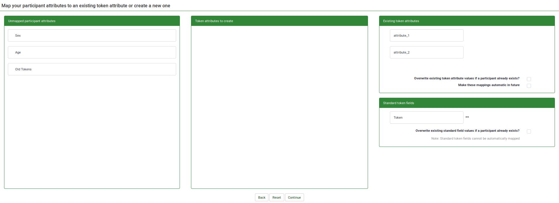 Central Participant Database - LimeSurvey Manual