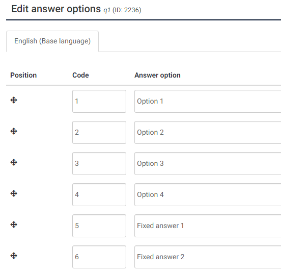 Workarounds: Manipulating a survey at runtime using