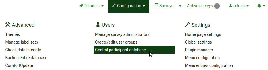 Central participants database.png