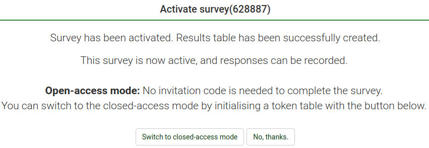 Quick start guide - Survey has been activated.png