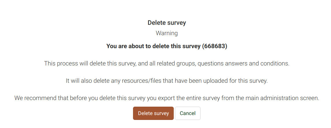 Delete survey - window confirmation.png