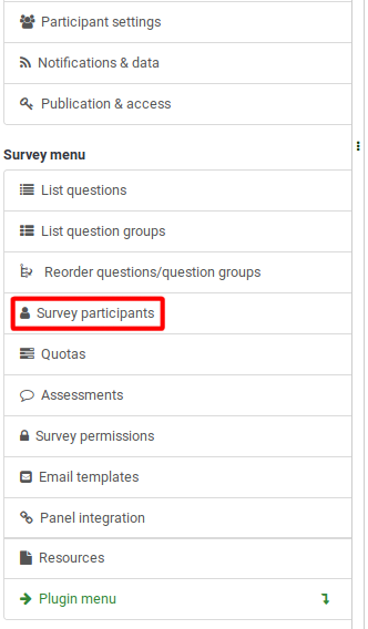 Survey participants settings tab.png